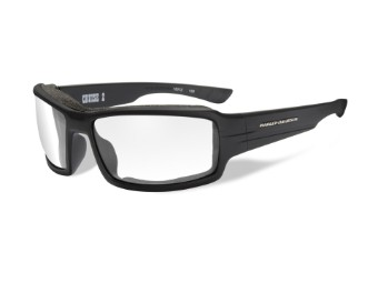 Wiley X Cruise 2 Clear Motorrad Brille