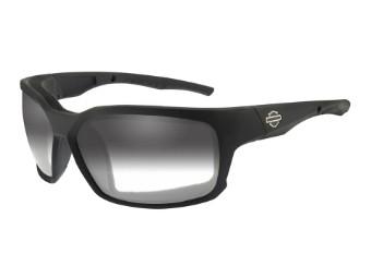 Wiley X Cogs LA Light Adjusting Grey Motorrad Brille