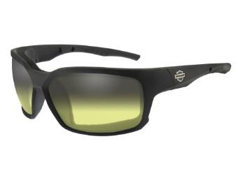 Wiley X Cogs LA Light Adjusting Yellow Motorrad Brille