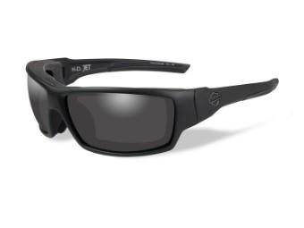 Wiley X Jet Smoke Grey Motorrad Brille