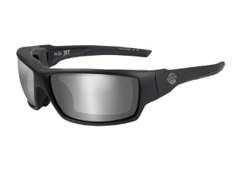 Wiley X Jet PPZ Polarisierend Motorrad Brille