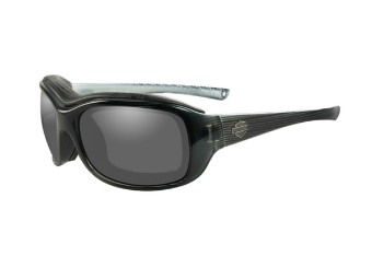 Wiley X Journey Smoke Grey Streak Motorrad Brille