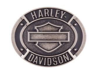 Lodis Gürtelschnalle Simply Harley Buckle