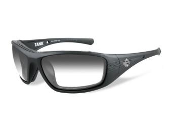 Wiley X Tank LA Light Adjusting Motorrad Brille