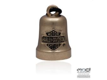 MOD Gold B&S Ride Bell Glöckchen