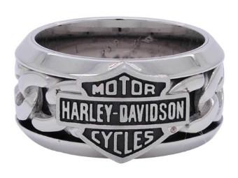 MOD Steel Chain Bar & Shield Ring