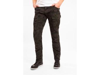 Stroker Cargo XTM Camouflage Pant Motorrad Jeans
