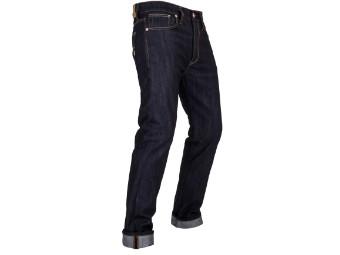 Ironhead Mechanix Raw Denim XTM Motorrad Jeans