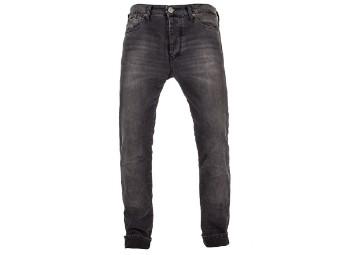 Ironhead Mechanix Black Denim XTM Motorrad Jeans