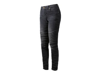 Betty Biker XTM Black Used Damen Motorrad Jeans