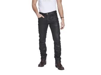 Rokkєrtech Black Motorrad Jeans