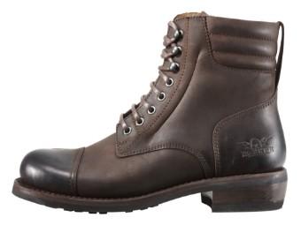 Urban Racer 2016 Boots Dark Brown Stiefel