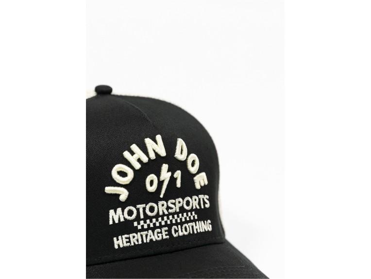 JDP1010, SCHIRMMÜTZE JOHN DOE TRUCKER CAP