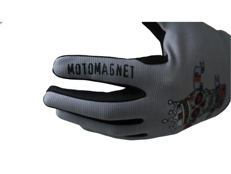 Motomagnet Motorradhandschuh Sommer King of Custom 04