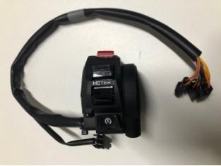 Schaltereinheit GSX-R 600/750/1000 B-Ware