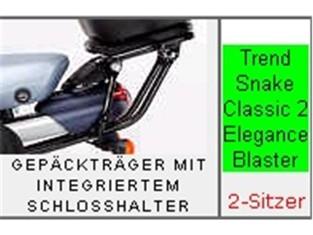 Gepäckträger Ludix Trend/Snake /Classic2/Elegance/Blaster