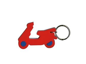 Schlüsselanhänger Neopren Roller