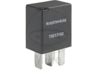 Arbeitsrelaise Schließer Micro 12V mit Halter