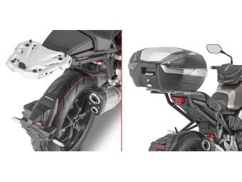Topcase Träger für Monokey/lock Koffer an Honda CB 1000 R `18-