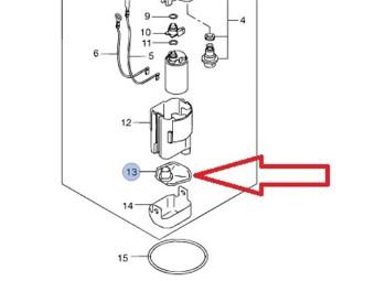 Benzinfilter DL/GSX-R/GSX/SV