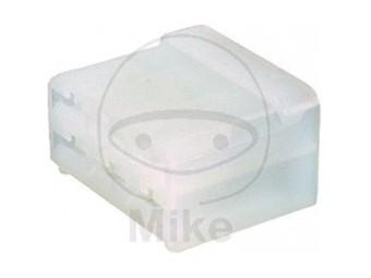 Kompaktsteckerdose 6-Fach (weibchen)