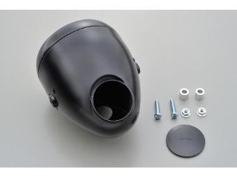 DAYTONA DAYTONA LED-Scheinwerfer 5 3/4 Zoll NEOVINTAGE, schw