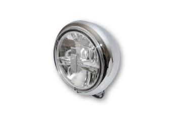 HIGHSIDER 7 Zoll LED Scheinwerfer H D-STYLE