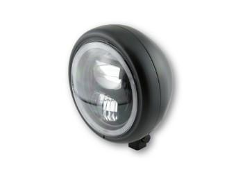 HIGHSIDER 5 3/4 Zoll LED-Scheinwerf er PECOS TYP 7 mit Standl