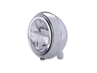 HIGHSIDER HIGHSIDER 7 Zoll LED-Sche inwerfer YUMA 2 TYP 4 mit