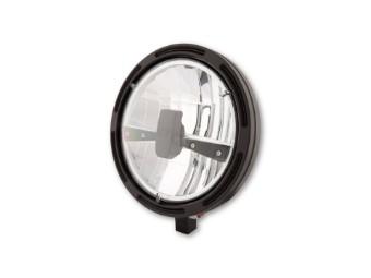 HIGHSIDER 7 Zoll LED-Hauptscheinwer fer FRAME-R1 Typ 3, schwa