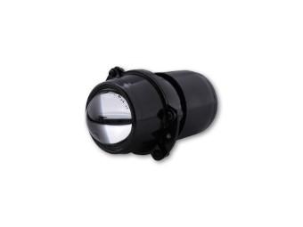SHIN YO 50 mm Ellipsoidscheinwerfer mit Gummiabdeckung, Fern