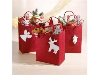 Weihnachtstüten 3-teilig