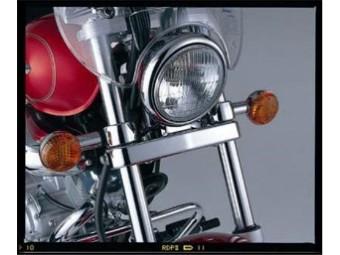 Blende Blinkerarm VS125 `00-01 chrom