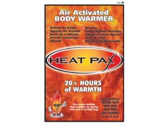 HeatPax Körper-Wärmer Einsatz
