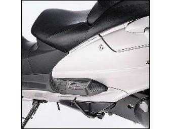 Fussstützenerhöhung AN400 `99-00