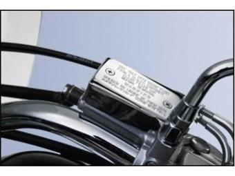 Bremspumpe Deckel C800 `01-06/VS1400 chrom