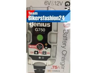 Batterie Frischhalte/Ladegerät 6-12V 0,75A, auch für Canbus, G750