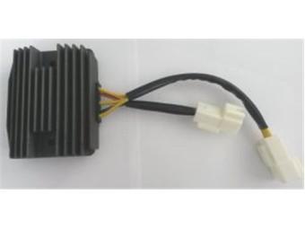 Regler/Gleichrichter GTS300 5 Anschl 3x gelb, 1x grün, 1x rot