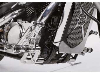Fußrastenalage Falcon Round Style Suzuki VZ800 (M800) Intruder