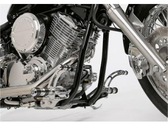 Fußrastenanlage Falcon Round Style Yamaha XVS 650 Dragster