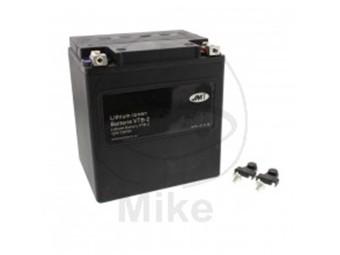 Batterie JMT Lithium-Ionen 12V HJVT-2-FP V-Twin Harley Davidson