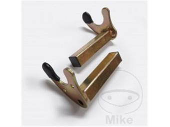 V-Form Adapter für Montageständer Universal - hinten