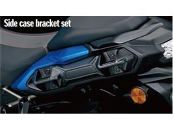 Seitenkofferhaltesatz GSX-S 1000 GT