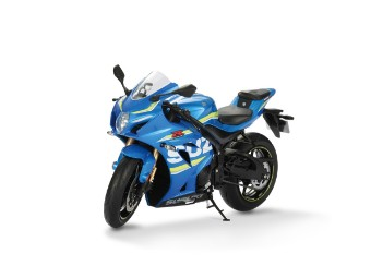 GSX-R 1000 R 2017 Motorrad Modell aus Metall