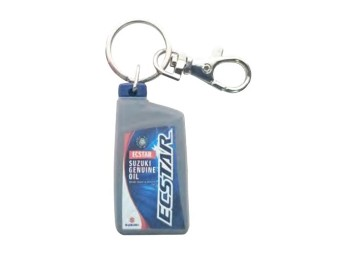 Schlüsselanhänger Suzuki Ecstar - Flasche