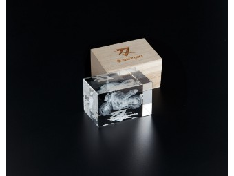 Katana Glas Modell