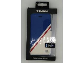 iPhone® Smartphone Hülle klappbar - Suzuki