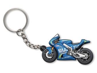 Schlüsselanhänger - Team Suzuki Ecstar GSX-RR