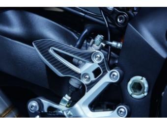 Fersenschutzfolie Satz Carbon Suzuki GSX-S 1000 /F