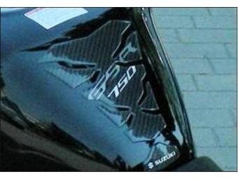 Tankpad Carbon Suzuki GSR 750